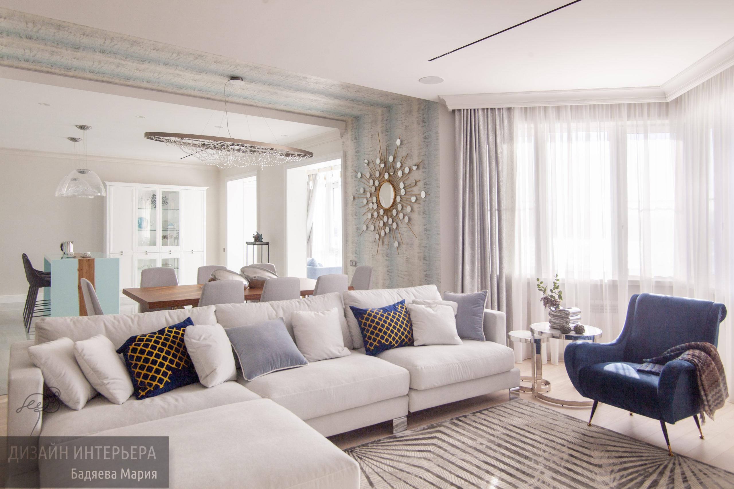 Идеальная квартира в доме на Ангаре