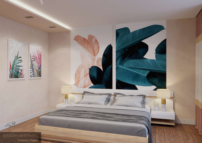 Стильный дизайн для мини-гостиницы